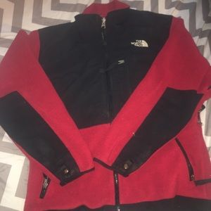 Jackets & Blazers - Red women's north face jacket